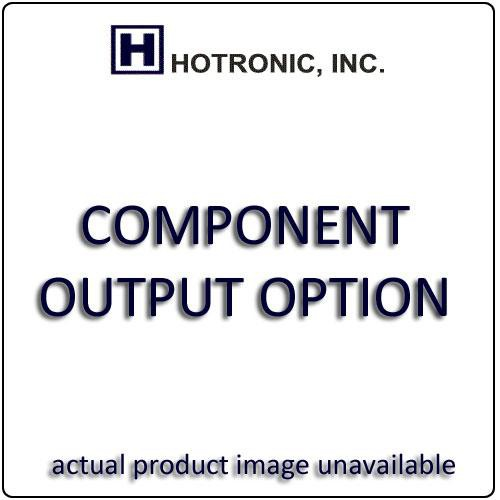 Hotronic OPTION YUV Component Output Option