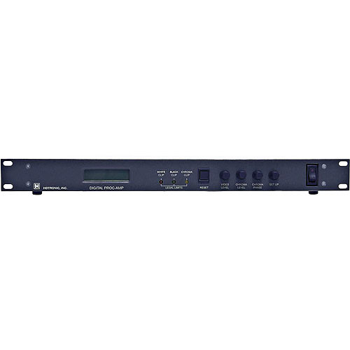 Hotronic SDIPROCAMPQ Processing Amplifier for SDI, Rackmount