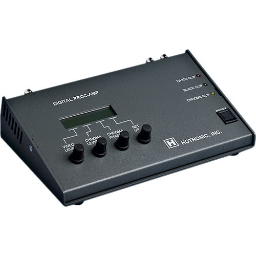 Hotronic SDIPROCAMP Processing Amplifier for SDI