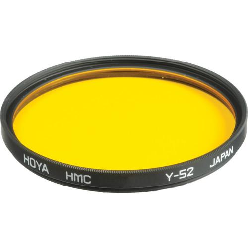 Hoya 58mm Yellow Y52 HMC Filter