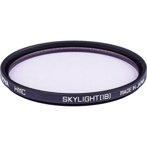 Hoya 49mm Skylight 1B (HMC) Multi-Coated Glass Filter