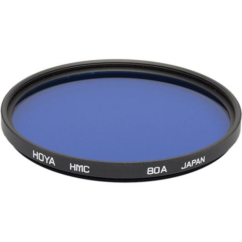 Hoya 46mm 80A Color Conversion Hoya Multi-Coated (HMC) Glass Filter