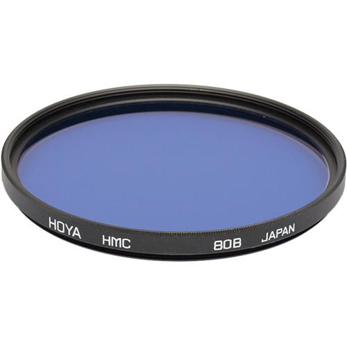 Hoya 46mm 80B Color Conversion Hoya Multi-Coated (HMC) Glass Filter