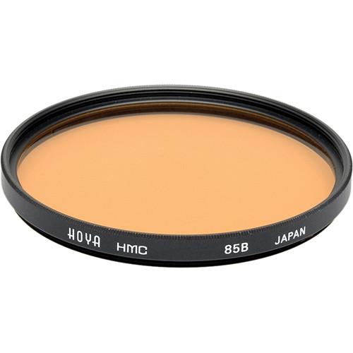 Hoya 49mm 85B Color Conversion Hoya Multi-Coated (HMC) Glass Filter