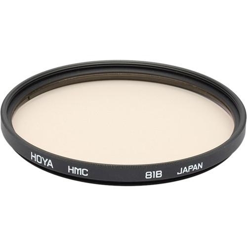 Hoya 55mm 81B Color Conversion Hoya Multi-Coated (HMC) Glass Filter