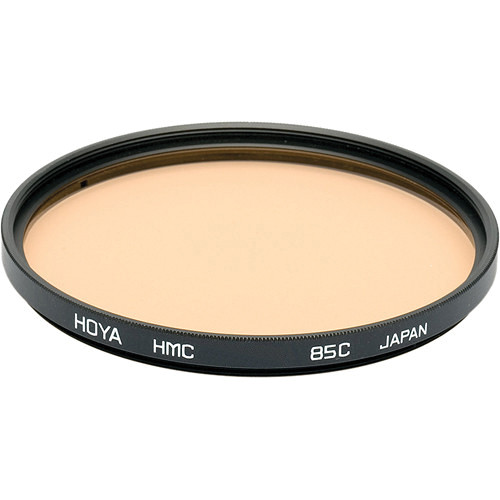 Hoya 55mm 85C Color Conversion Hoya Multi-Coated (HMC) Glass Filter
