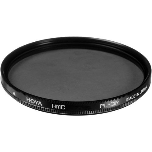 Hoya 55mm Circular Polarizer (HMC) Multi-Coated Glass Filter