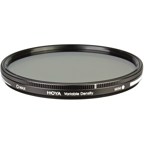 Hoya 55mm Variable Neutral Density Filter