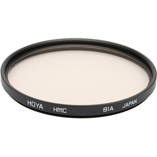 Hoya 58mm HMC 81A Light Balancing Filter