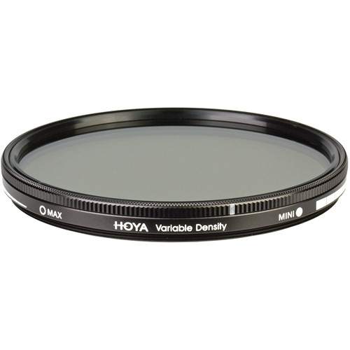 Hoya 58mm Variable Neutral Density Filter