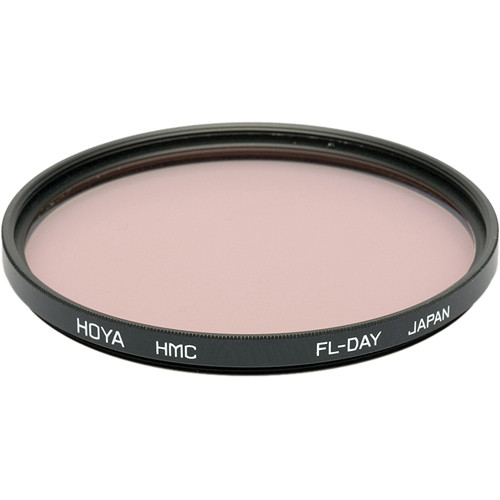 Hoya 62mm FL-D Fluorescent Hoya Multi-Coated (HMC)  Glass Filter for Daylight Film