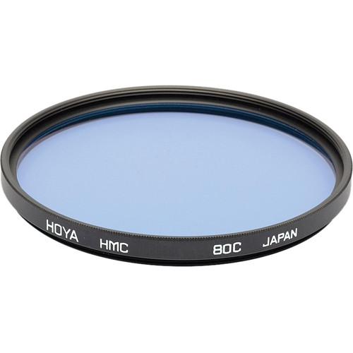 Hoya 67mm 80C Color Conversion (HMC) Multi-Coated Glass Filter
