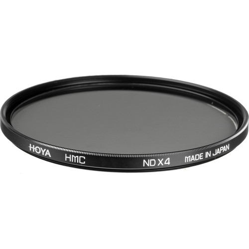 Hoya 67mm ND (NDX4) 0.6 Filter (2-Stop)