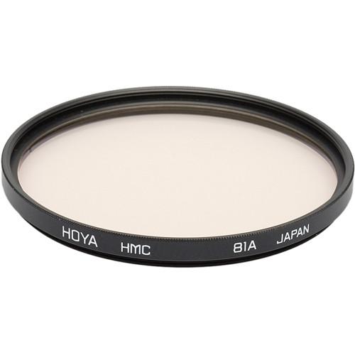 Hoya 72mm 81A Color Conversion (HMC) Multi-Coated Glass Filter