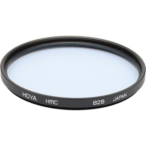 Hoya 72mm 82B Color Conversion (HMC) Multi-Coated Glass Filter