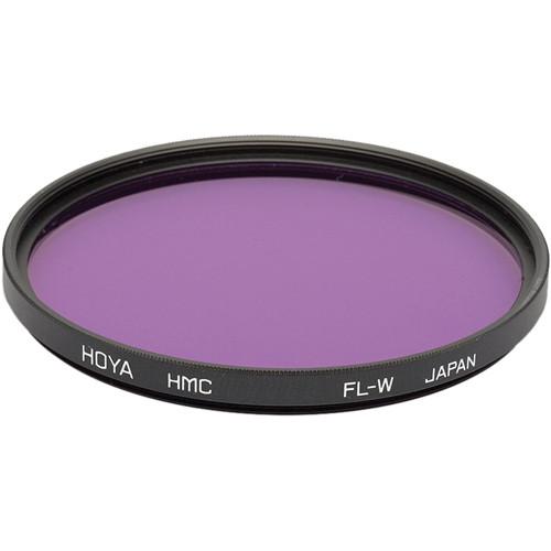 Hoya 72mm FL-W Fluorescent Hoya Multi-Coated (HMC) Glass Filter for Daylight Film