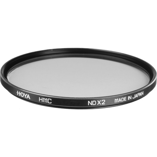 Hoya 72mm HMC Solid Neutral Density 0.3 Filter (1 Stop)