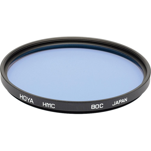 Hoya 77mm HMC 80C Light Balancing Filter