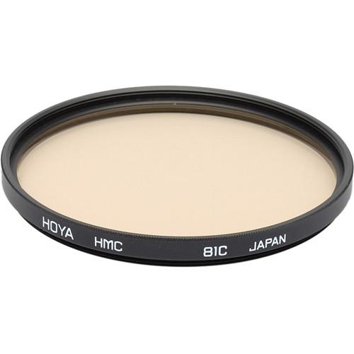 Hoya 77mm HMC 81C Light Balancing Filter