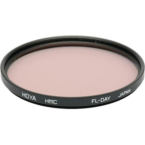 Hoya 77mm FL-D Fluorescent Hoya Multi-Coated (HMC)  Glass Filter for Daylight Film