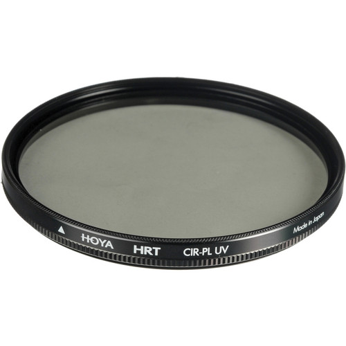 Hoya 49mm HRT Circular-Polarizer UV Filter