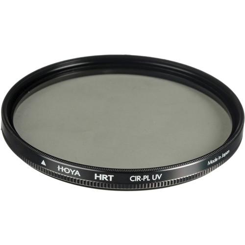 Hoya 72mm HRT Circular-Polarizer UV Filter