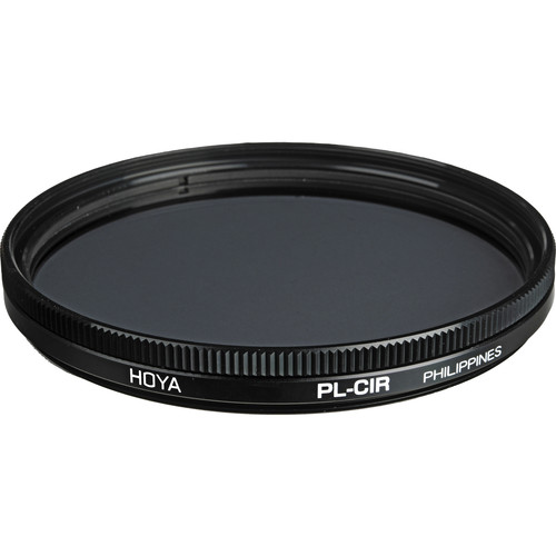 Hoya 49mm Circular Polarizer Glass Filter