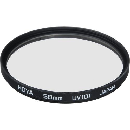 Hoya 58mm Ultraviolet UV(0) Haze Glass Filter