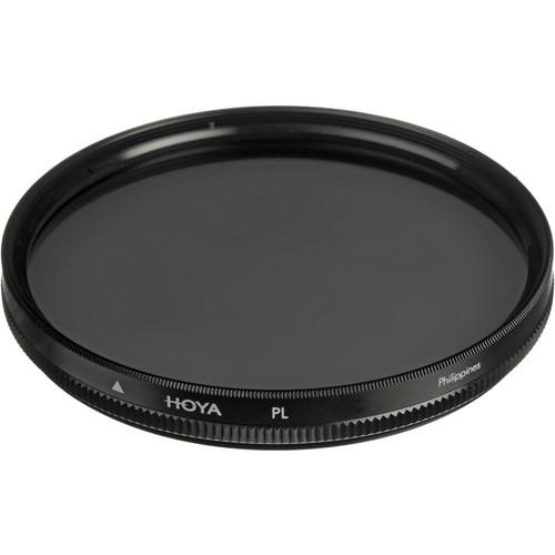 Hoya 62mm Linear Polarizer Filter