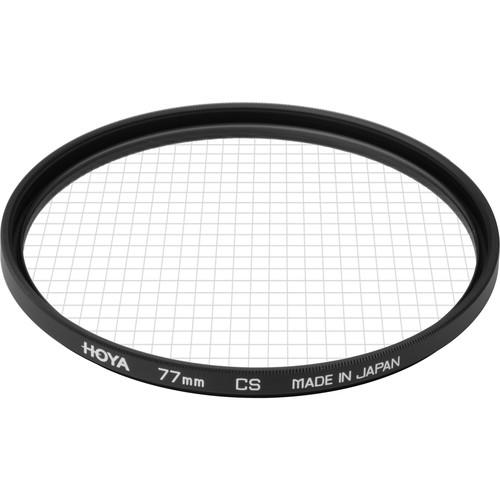 Hoya 77mm 4x Cross Screen Star Effect Glass Filter