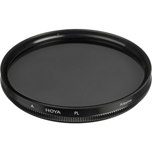 Hoya 77mm Linear Polarizer Glass Filter