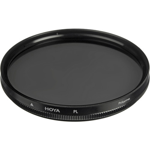 Hoya 86mm Linear Polarizer Glass Filter