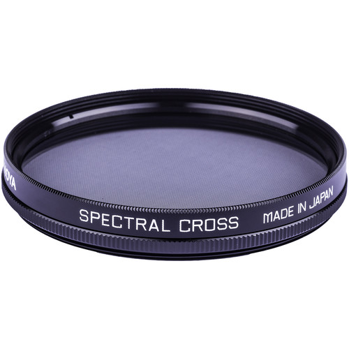 Hoya 49mm Spectral Cross Glass Filter