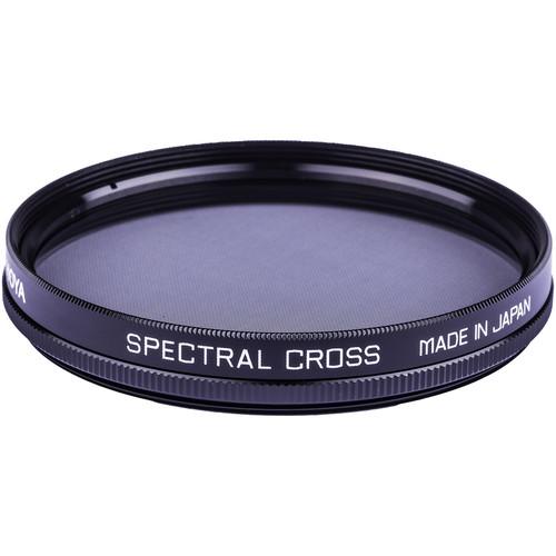 Hoya 52mm Spectral Cross Glass Filter