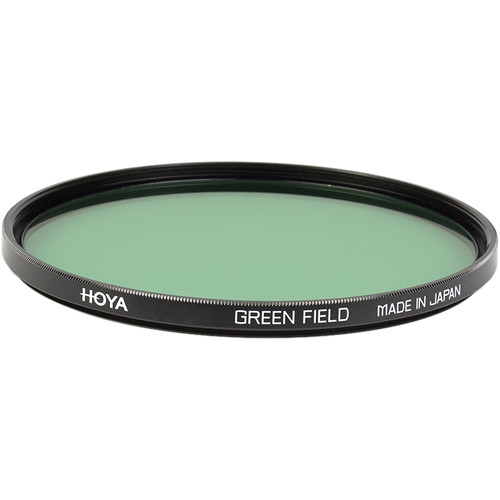 Hoya 55mm Green Field (Intensifier) Glass Filter
