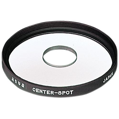 Hoya 58mm Center Spot Glass Filter