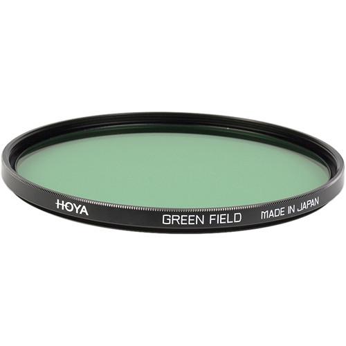 Hoya Green Enhancer (Green Field) Filter (62 mm)