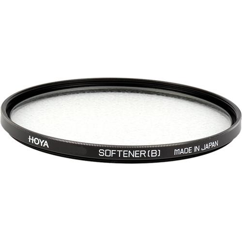 Hoya 62mm Soft B Effect Glass Filter