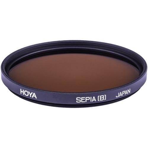 Hoya 67mm Sepia B Glass Filter