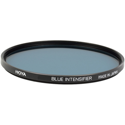 Hoya Blue Enhancer (Intensifier) Filter (72mm)
