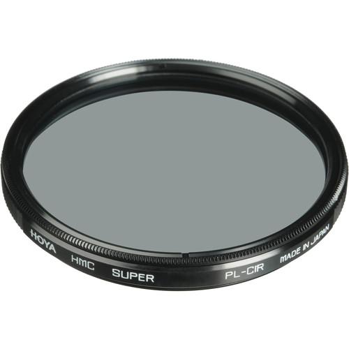 Hoya 62mm Circular Polarizer Super-HMC Thin Filter
