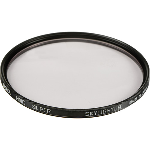 Hoya 62mm Skylight 1B (S-HMC) Super Multi-Coated Glass Filter