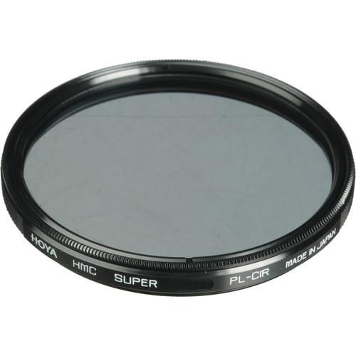 Hoya 77mm Circular Polarizer Super-HMC Thin Filter