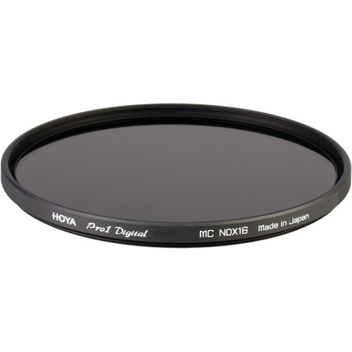 Hoya 55mm Pro 1D 16x ND 1.2 Filter (4-Stop)