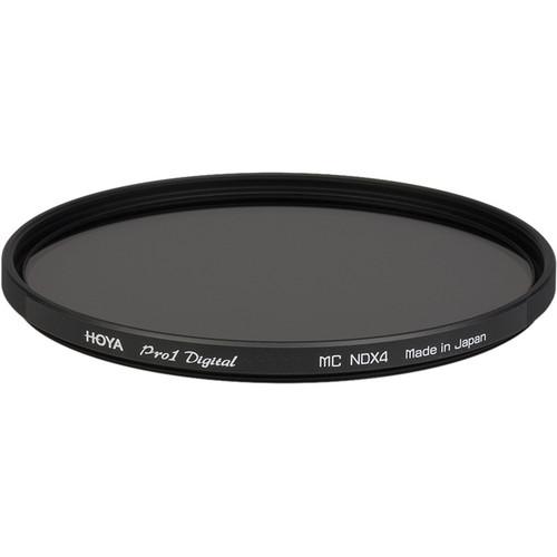 Hoya 55mm Neutral Density (ND) 0.6 Pro 1 Digital Multi-Coated Glass Filter