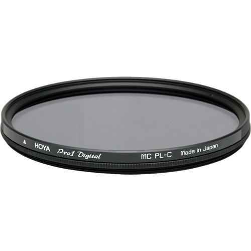 Hoya 62mm Circular Polarizing Pro 1Digital Multi-Coated Glass Filter