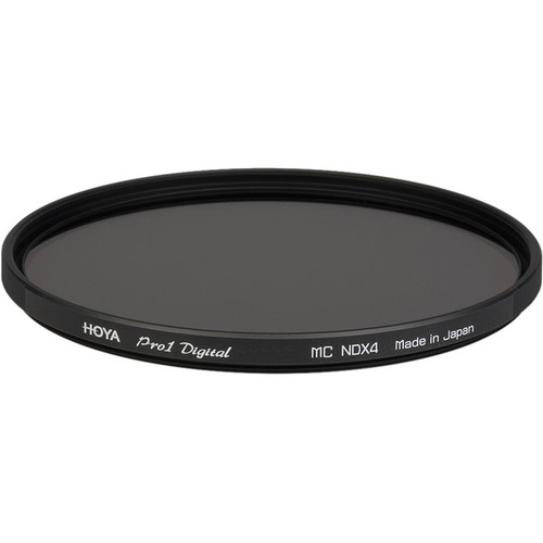 Hoya 62mm Neutral Density (ND) 0.6 Pro 1 Digital Multi-Coated Glass Filter