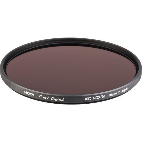 Hoya 62mm Pro 1 Digital Neutral Density 64x Filter (6 stops)