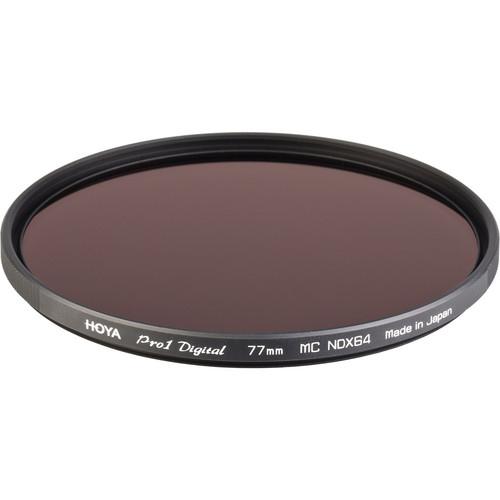 Hoya 77mm Pro 1 Digital Neutral Density 64x Filter (6 stops)