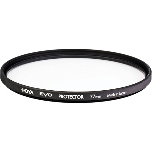 Hoya 77mm EVO Clear Protector Filter